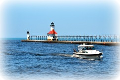 Holland Michigan Lighthouses