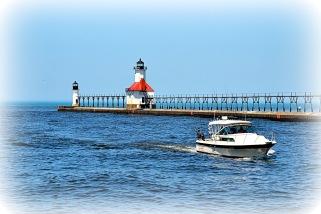 Holland Michigan Lighthouses
