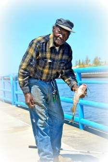 St. Joseph, Michigan, fisherman