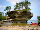 Turnip Rock