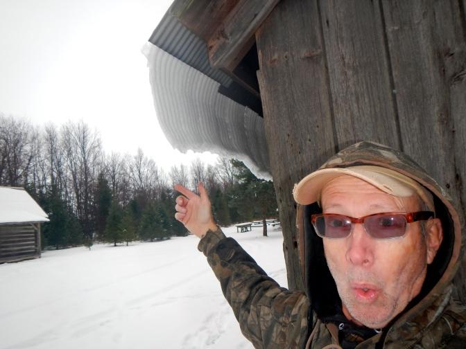 Snow Primer #1 – Devil's Overhang