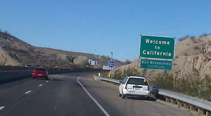We Made it to California! – (Kaye Writes)
