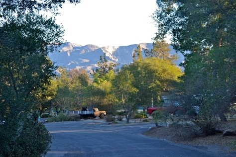 Kenney Grove is a sprawling park with a nestled in the valley below 4,000-foot peaks.