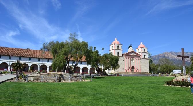 On a Mission – at Santa Barbara