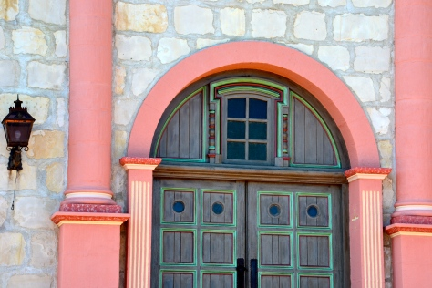 SB mission front doors