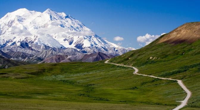 The Alaska Highway – Here We Come!