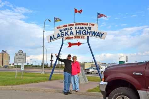 We finally realized our dream of driving the Alaska Highway.