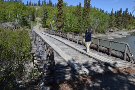 Canyon Creek bridge 2
