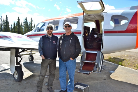 Dan was my pilot on Denali Air.