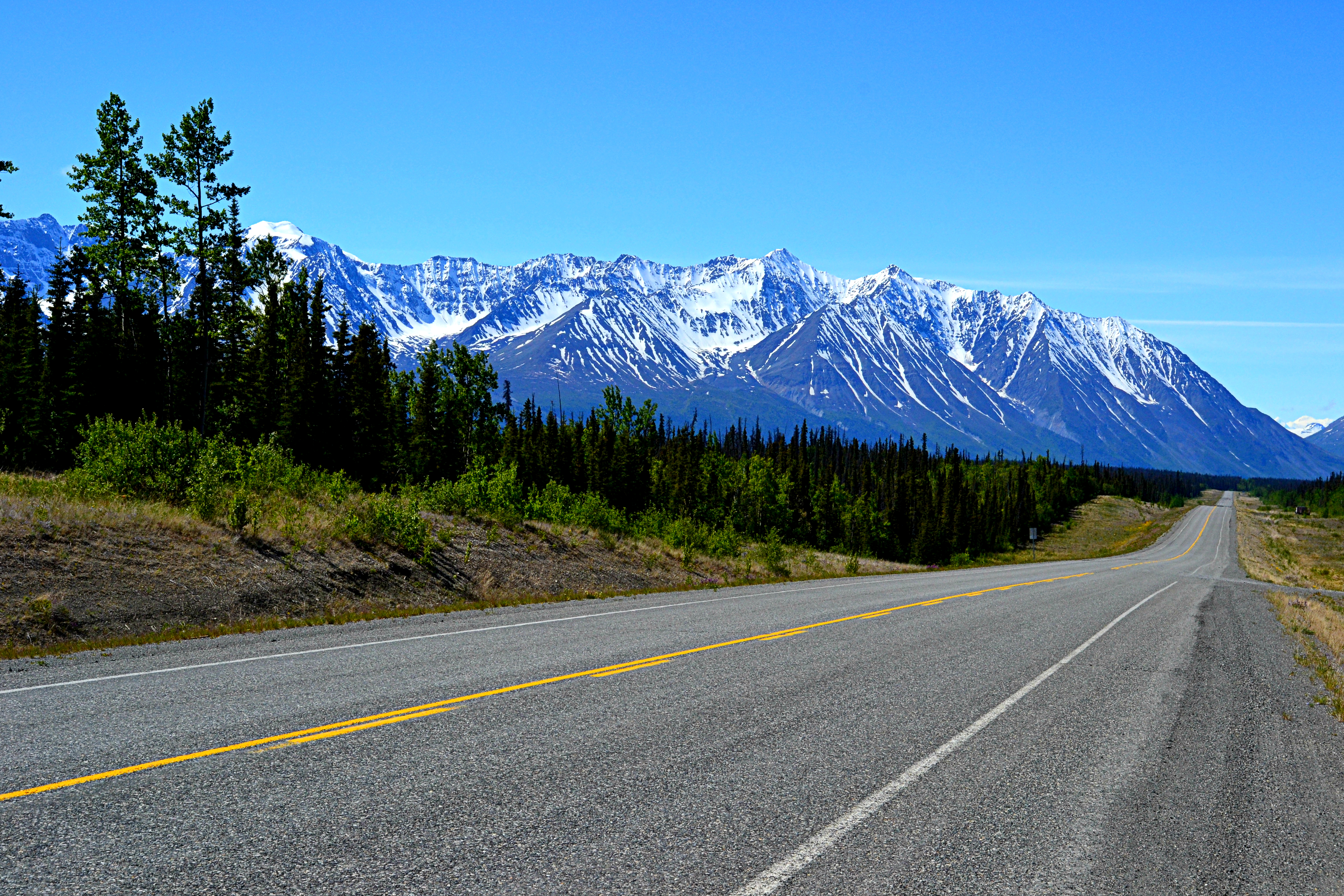 The Alaska Highway | Where the Robert Meets the Road