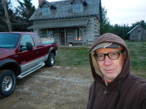 We just hauled away the last pickup load of stuff from the Michigan cabin.