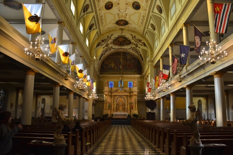 Saint Louis interior