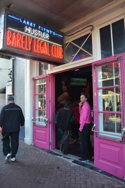 Pink shop