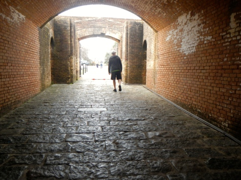 I'm looking forward to a wandering tour of Fort Gaines with the good camera.