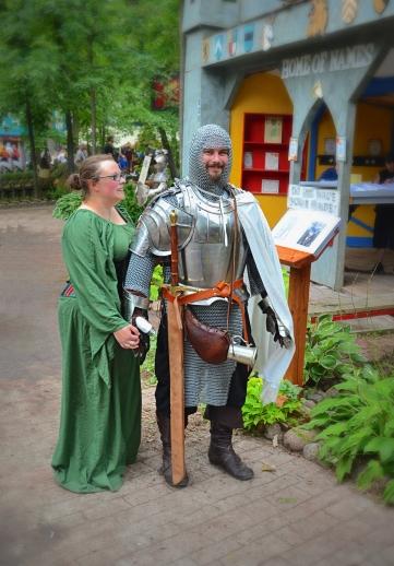 Renaissance Festival Knight edit