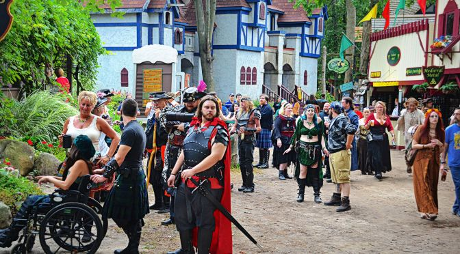 Michigan Renaissance Festival – A Step Back in Time
