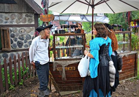 Renaissance Festival vendor edit