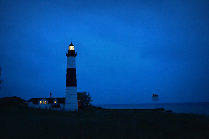 Collecting Lighthouses