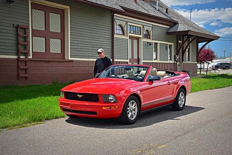 Bob w '07 Mustang HDR