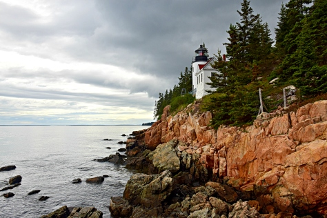 Bass Harbor Light boost