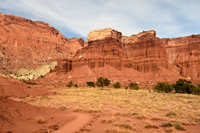 Capitol Reef National Park – I Think We're Alone Now