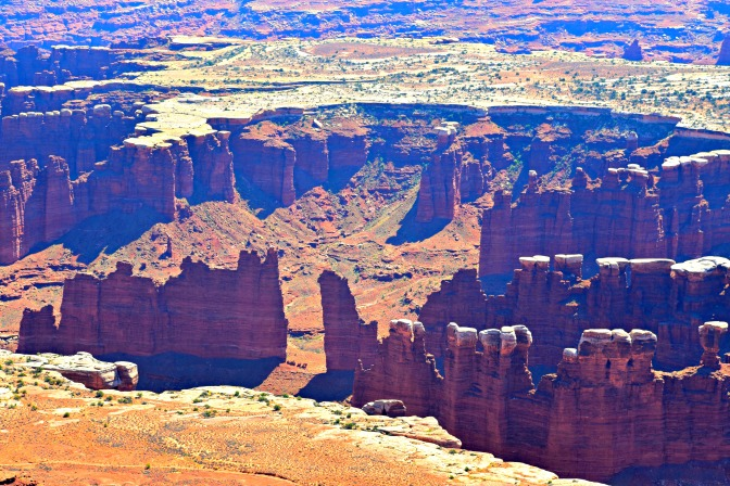 The Chasms at Canyonlands