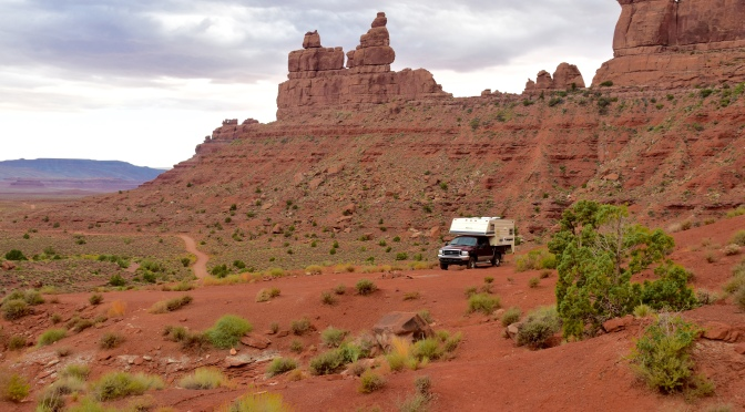 6 Boondocking Campsites for Loners – In the Southwest