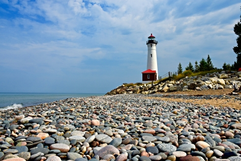 Crisp Point Lighthouse edit