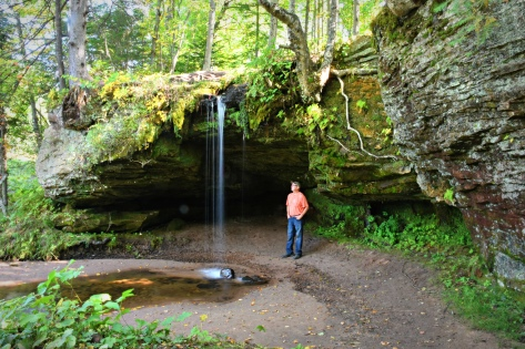 Scott's Falls lomo