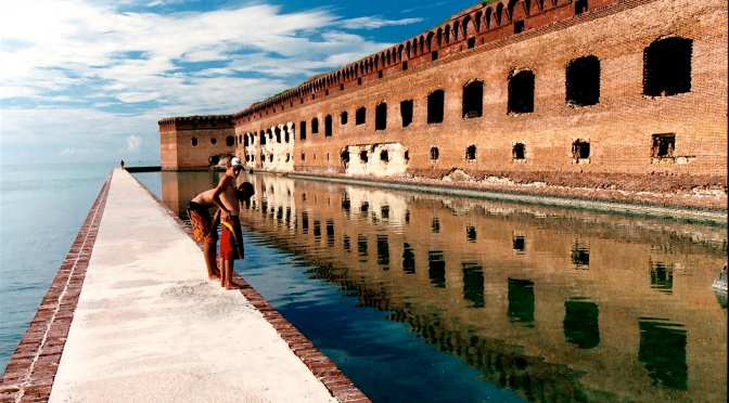 Amazing hard-to-reach places that are worth it   #1: the Dry tortugas